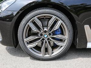 2018款M760Li xDrive 轮胎