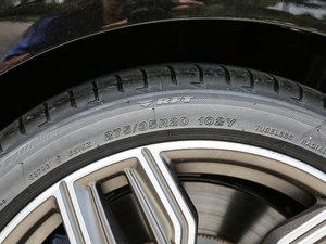 2018款M760Li xDrive 轮胎尺寸