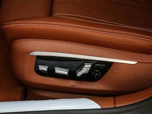 2018款M760Li xDrive 空间座椅