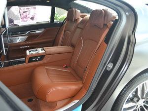 2018款M760Li xDrive 后排座椅