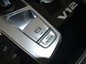 2018款M760Li xDrive 驻车制动器