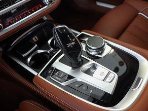 2018款740Li xDrive 尊享型 卓越套装 变速挡杆