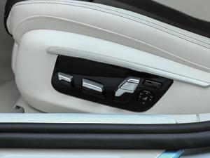 2018款740Li xDrive 40周年特别版 座椅调节