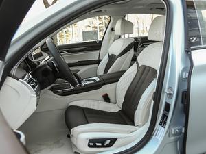 2018款740Li xDrive 40周年特别版 前排座椅