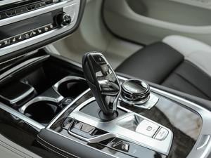 2018款740Li xDrive 40周年特别版 变速挡杆