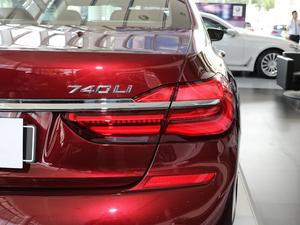 2018款740Li xDrive 尊享型 M运动套装 尾灯