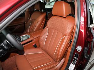 2018款740Li xDrive 尊享型 M运动套装 前排座椅