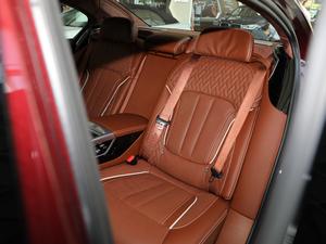 2018款740Li xDrive 尊享型 M运动套装 后排座椅