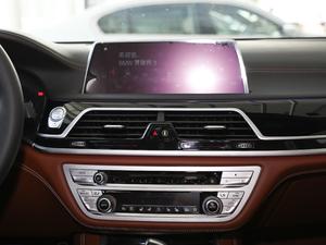 2018款740Li xDrive 尊享型 M运动套装 空调出风口