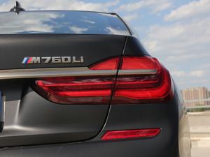 2018款M760Li xDrive 尾灯