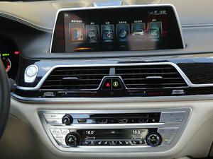 2018款M760Li xDrive 空调出风口