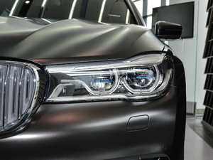 2018款740Li xDrive 尊享型 卓越套装 头灯
