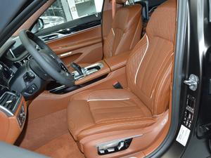 2018款740Li xDrive 尊享型 卓越套装 前排座椅