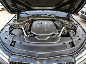 2018款740Li xDrive 尊享型 M运动套装 黑焰版 发动机