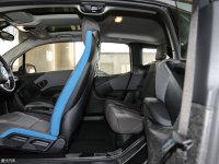 空间座椅宝马i3后排空间