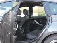 空间座椅宝马3系GT后排空间