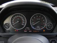 中控区宝马3系GT仪表
