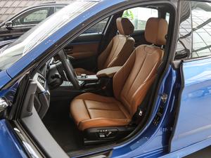 2018款330i xDrive M 运动型 前排座椅