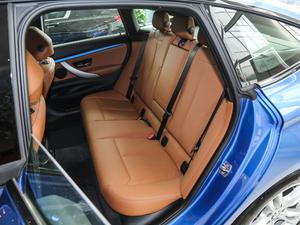 2018款330i xDrive M 运动型 后排座椅