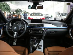 2018款330i xDrive M 运动型 全景内饰