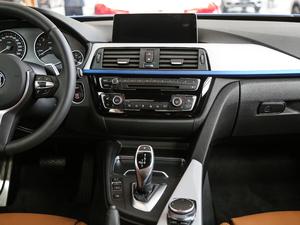 2018款330i xDrive M 运动型 中控台