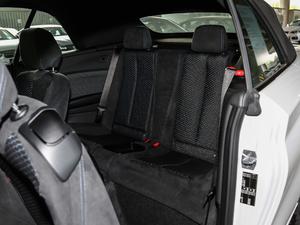 2018款225i 敞篷轿跑车 M运动型 后排座椅