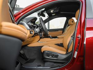 2018款xDrive35i M运动豪华型 前排空间