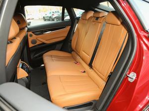2018款xDrive35i M运动豪华型 后排座椅