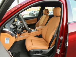 2018款xDrive35i M运动豪华型 前排座椅