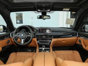 2018款xDrive35i M运动豪华型 全景内饰