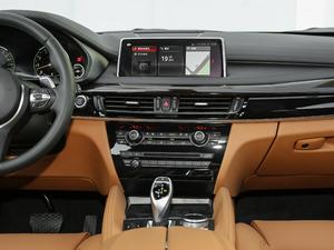2018款xDrive35i M运动豪华型 中控台