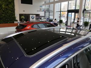 2018款220i 尊享型运动套装 车顶