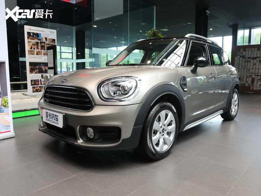 MINI2018款MINI COUNTRYMAN