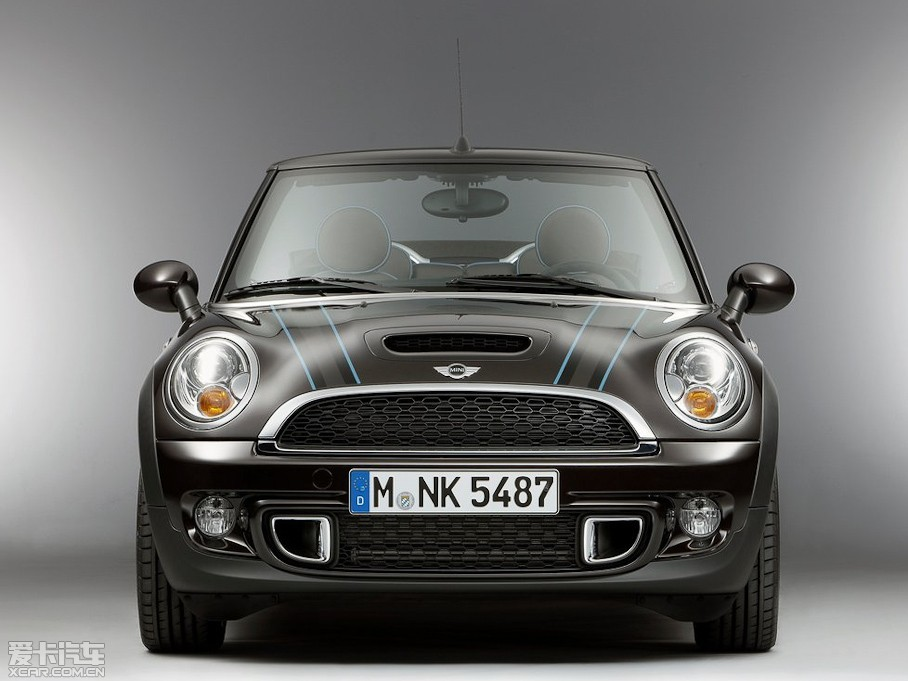 2012款MINI CABRIOCOOPER S CABRIO Highgate版