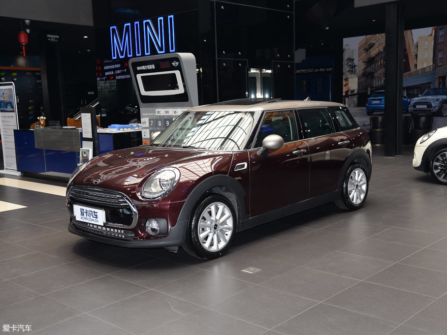 2016款MINI CLUBMAN 1.5T ONE 网络限量版
