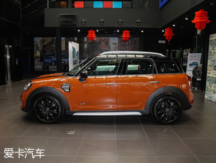 MINI2017款MINI COUNTRYMAN