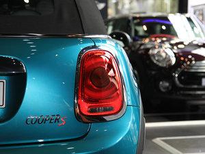 2017款3-DOOR COOPER 加勒比蓝限量版 尾灯