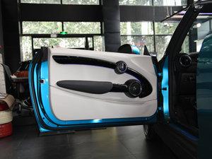 2017款3-DOOR COOPER 加勒比蓝限量版 驾驶位车门