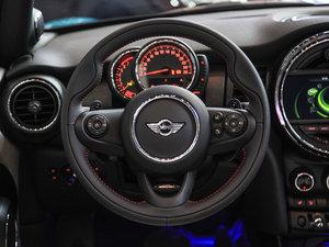 2017款3-DOOR COOPER 加勒比蓝限量版 方向盘