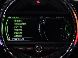 2017款3-DOOR COOPER 加勒比蓝限量版 中控台显示屏