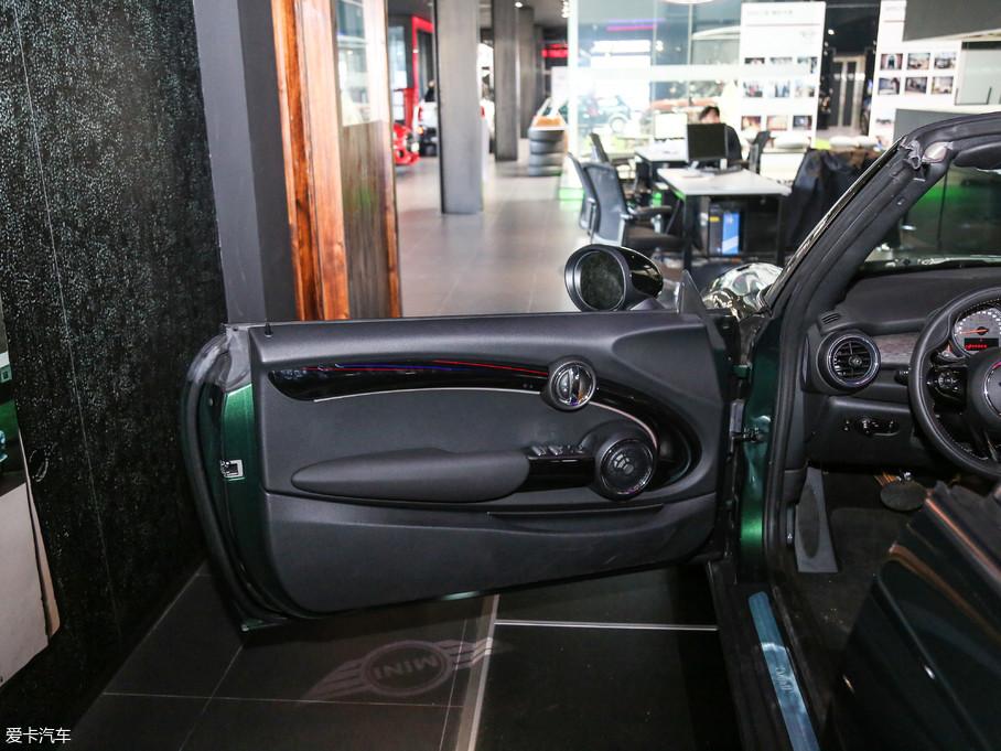 2017款MINI CABRIO1.5T COOPER CABRIO 自由派