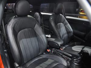 2018款COOPER S HARDTOP 空间座椅