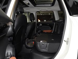 2018款5-DOOR COOPER SEVEN纪念版 后排座椅放倒