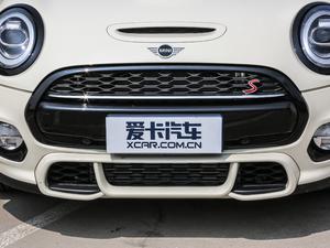 2018款五门版 2.0T COOPER S 赛车手 中网