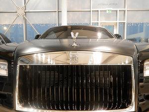 2015款Wraith Carbon Fiber 细节外观