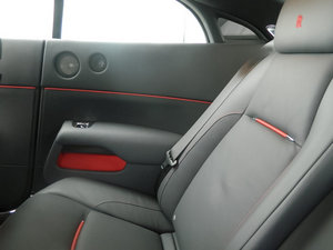 2015款Wraith Carbon Fiber 空间座椅
