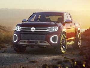 2018款Pickup Concept 整体外观