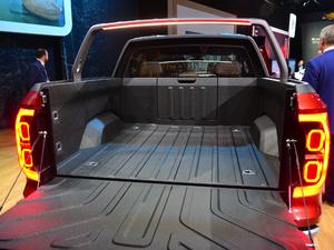 2018款Pickup Concept 细节外观