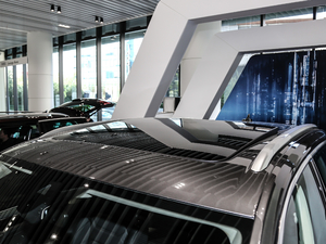 2019款3.0 TSI 锐锋版 车顶