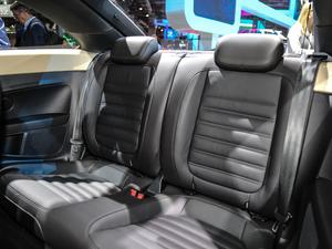 2019款280TSI 珍藏版 后排座椅